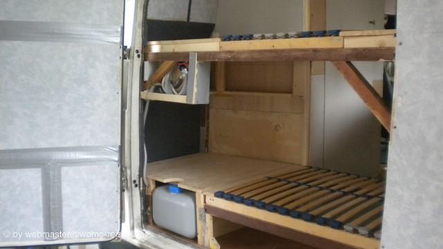 unser wohnmobil. Black Bedroom Furniture Sets. Home Design Ideas